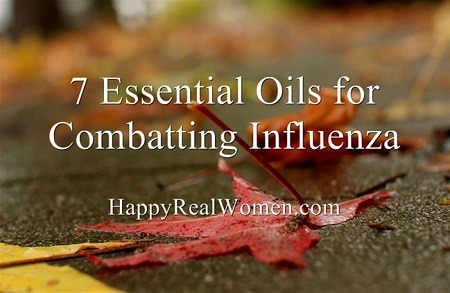 7 Essential Oils for Combatting Influenza