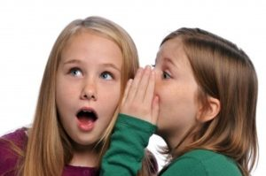 Two Cute Sisters React Differently to Surprise (video)