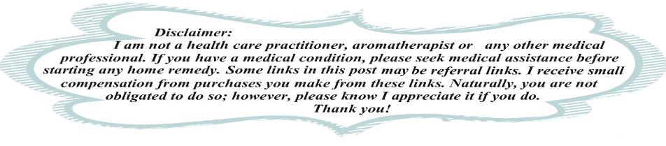 health disclaimer