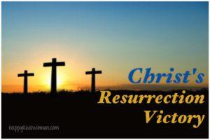 Christ's resurrection victory