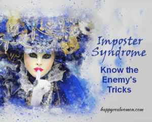 Imposter Syndrome - know the enemy's tricks
